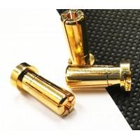 Low profile 5.0mm plug 6 slides length 14mm, wholesale only MK5496
