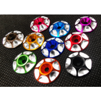 Wing washer M3 with 10 colors optional wholesale only MK5580