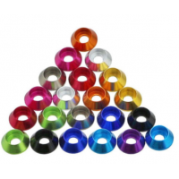Al socket or cap head screw washer different color acceptable M2/M2.5/M3/M4 wholesale only MK5433