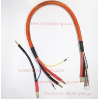 2S series charge leads for 2pcs 2S battery, wholesale only MK5512