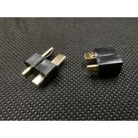 Black Deans  plug male and female wholesale only MK5576