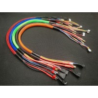 4S charge leads 4.0mm+deans male wholesale only MK5577