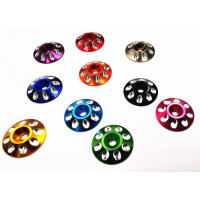 Wing washer M3 with 10 colors optional wholesale only MK5582