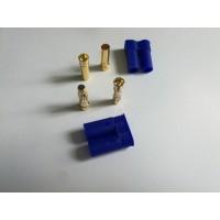 EC5 plug(two holes)  Hardware lantern type male & female one pair