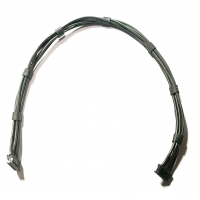 Super flexible sensor cable fixed by shrink tube different size optional MK5581